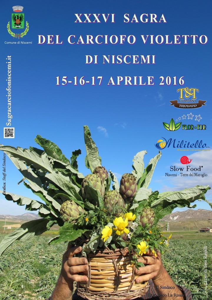 Sagra Carciofo Niscemi 2016